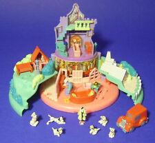 Polly Pocket Mini Disney ♥ Süße 101 Dalmatiner Villa ♥ 100% Komplett ♥ 1996 ♥