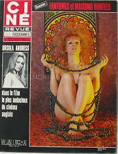 Ciné Revue n°18 - 1971 - Nicole Avril - Louis de Funès - Claude Brasseur -