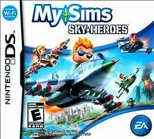 MySims SkyHeroes Nintendo DS E-Everyone Brand New Sealed My Sims Sky Heroes