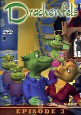 Drachenfels vol. 3 ( Kinder-Zeichentrickfilm / Familienfilm ) NEU OVP DVD