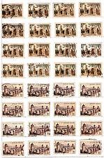 FRANCE16 &16 T. N°YT 1130/1039 sujets divers ,faciale en anciens francs H132