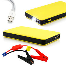 12V 15000mAh Multi-Function Car Jump Starter Battery Charger Power Bank Booster
