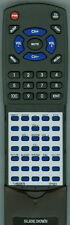 Replacement Remote for DYNEX DXLCDTV19, HTR291F, TV562067 BLACK