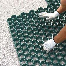 GRIGLIATO SALVAPRATO CARRABILE IN PVC MISURE: 484X383 MM PIASTRA MATTONELLA