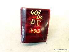 Rear Tailgate Light-Os-9646507380-07 Peugeot 407 SW 2.0 hdi 16 estate ref.450