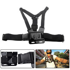 Brustgurt Chest Mount Brust Gurt Halter Halterung f. GoPro Hero 3 3+ Kamera