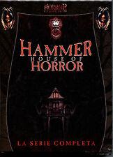 HAMMER HOUSE OF HORROR - B0X 4 DVD, NUOVO E SIGILLATO, PRIMA EDIZIONE ITALIANA