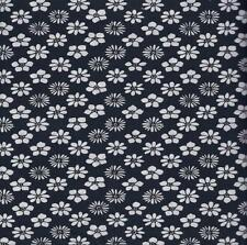 QUILT FABRIC: 100% COTTON, BLACK & WHITE PRINT,  0108513 By The Yard