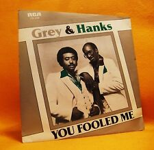 "7"" Single Vinyl 45 Grey And Hanks You Fooled Me 2TR 1978 (MINT) Disco Soul RARE"