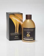 COCOCHOCO GOLD BRAZILIAN KERATIN TREATMENT BLOW DRY HAIR STRAIGHTENING100ML ONLY