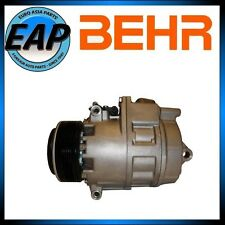 For 2002-2006 BMW X5 E53 3.0L 6cyl OEM BEHR A/C Compressor NEW