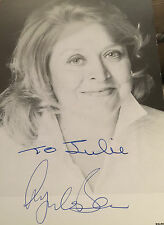 6x4 Hand Signed Photo Lynda Baron  Open All Hours Nurse Gladys - Eastenders