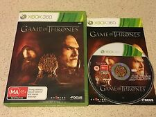Game of Thrones - Microsoft Xbox 360 Game
