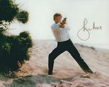 ROGER MOORE SIGNED 007 JAMES BOND 8x10 PHOTO 22 - UACC & AFTAL RD AUTOGRAPH