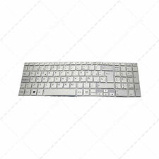 Keyboard Spanish for Sony Vaio SVF1521A1E Blanco White