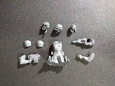 Warhammer 40k Astra Militarum Chimera Commander / Gunner Bits