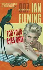 For Your Eyes Only by Ian Fleming (Paperback, 2006) James Bond Book New!
