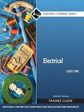 Electrical Level 1 Trainee Guide by Nccer 9780136044598