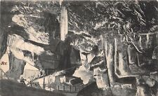 BUXTON DERBYSHIRE UK~POOLES CAVERN~FLITCH BACON~ POSTCARD 1903 TO LLANELLY CARM