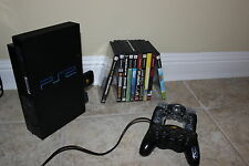 Ps2 with games and accessories