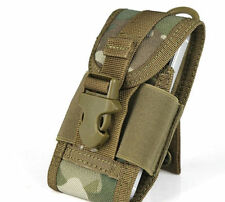 Cordura 1000D MOLLE Mobile Cell Phone Smartphone Belt Pouch Case #CP COMA
