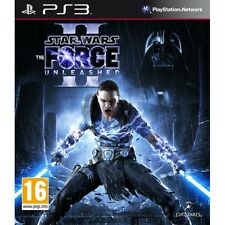 Star Wars The Force Unleashed II 2 Game PS3 Brand New