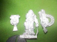 Warhammer 40K Space Marine Servitor con bolter pesado Menta Lote W1