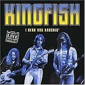 KINGFISH - I HEAR YOU KNOCKIN' LIVE RECORDING CD.