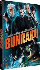 DVD  //  BUNRAKU  ( jaquette 3D )  //  Harrelson - Hartnett   /  NEUF cellophané