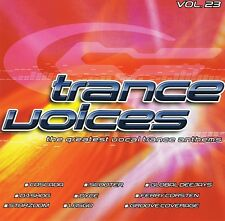 Trance Voices 23 - 2 CDs NEU Disco Boys Cascada Lasgo Groove Coverage