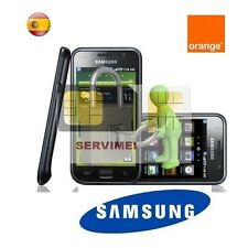 LIBERAR CUALQUIER SAMSUNG ORANGE GALAXY, S2, S3, S4, S5,S6, NOTE, YOUNG, ...