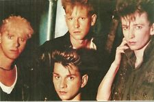 RARE / CARTE POSTALE - POSTCARD : DEPECHE MODE / NEUF - NEW