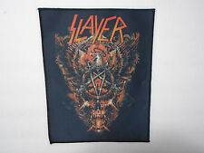 SLAYER THSASH METAL SUBLIMATED BACK PATCH