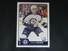 2016-17 O-Pee-Chee OPC #527 Nikolaj Ehlers Winnipeg Jets