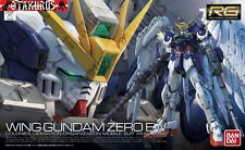 Wing Gundam Endless Waltz Custom Real Grade RG17 1/144 Model Figure Kit Bandai