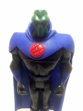 "DC Comics Batman Animated Martian Manhunter 5"" Action Figure Loose EUC"
