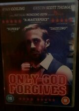 Only God Forgives DVD / Ryan Gosling / Kristin Scott Thomas / Drive
