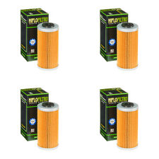 HUSQVARNA SMR511 HIFLOFILTRO OIL FILTER FITS YEARS 2011 TO 2012   HF611 X 4