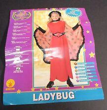 Rubies Lady Bug Halloween Costume Kids Large