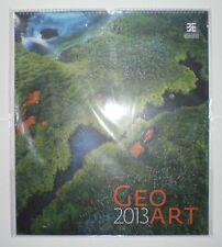 Geo Art 2013 – Kalender mit atemberaubenden Bildern unserer Erde – rar – wie neu