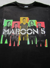MAROON 5 2013 tour SMALL concert T-SHIRT adam levine