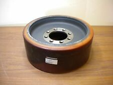 400x160-110 Drive wheel Jungheinrich 50112525 Forklift Drive Wheel NEW FREE SHIP