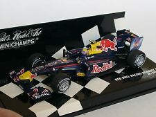 Minichamps Red Bull Racing Renault RB6, Webber #6 - 1/43 - 410 100006