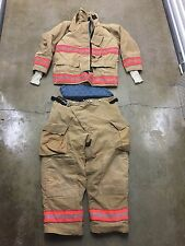Globe Firefighter Bunker Gear Set Turnout Gear Jacket&pants many sizesNO CUT OUT