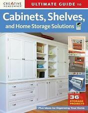 Editors Of Creative Homeowner - Ultimate Guide To Cabinets She (2009) - New