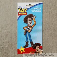 BonEful Boutique Disney Woody Cow*boy Toy Story Fabric Iron On Costume Applique