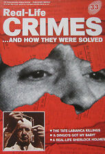 Real-Life Crimes Issue 33 - Charles Manson the Tate-Labianca killings