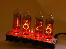 """Kit for NIXIE CLOCK made from retro tubes from USSR """"IN-14"""", without case"""