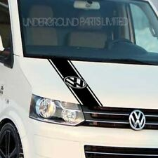 BONNET RAYURES STICKER GRAPHIQUE VW VOLKSWAGEN TRANSPORTER T4 T5 CADDY VAN GOLF #2