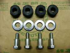 Honda CB 750 Four K0 -  K2  Bolt, Rubber and Washer Set for number plate bracket
